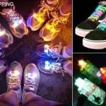 Light Up Accessories 53% OFF Eversave Deal - Think Kid Safety for Halloween!