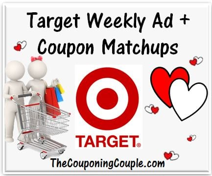 Target Coupon Matchups for 8-9-20 to 8-15-20