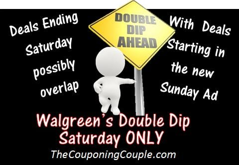 Walgreens Double Dip Ideas for 5-24