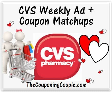 CVS Coupon Matchups for 9-27-20 to 10-3