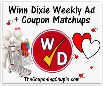 Winn Dixie Coupon Matchups