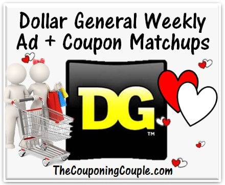 Dollar General Coupon Matchups for 7-12-20 to 7-18-20