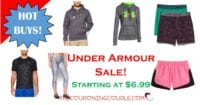 Save Big on Under Armour- Tees, Hoodies, Shoes, More!