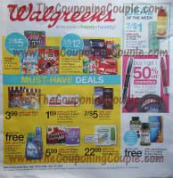 Walgreens Weekly Ad ~ Walgreens Ad Preview!