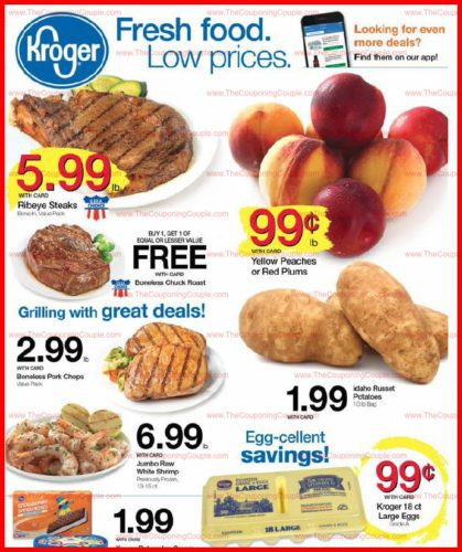 Kroger Weekly Ad, Kroger Ad Preview, Kroger Flyer and Kroger Circular