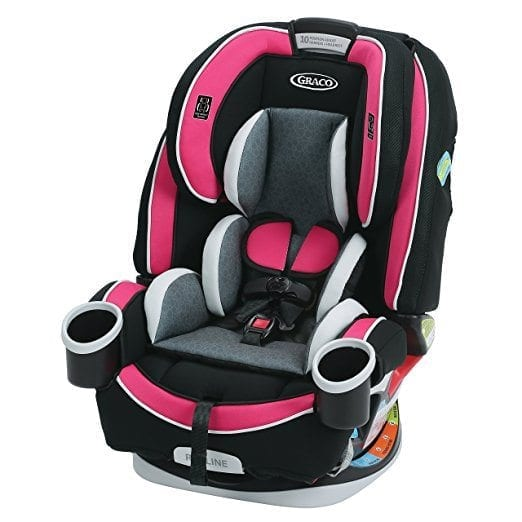 Graco 4ever All in One Convertible Car Seat $199! (reg $299) - Infant to 10yrs
