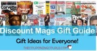 Discount Mags Gift Guide! Gift Ideas for Everyone!