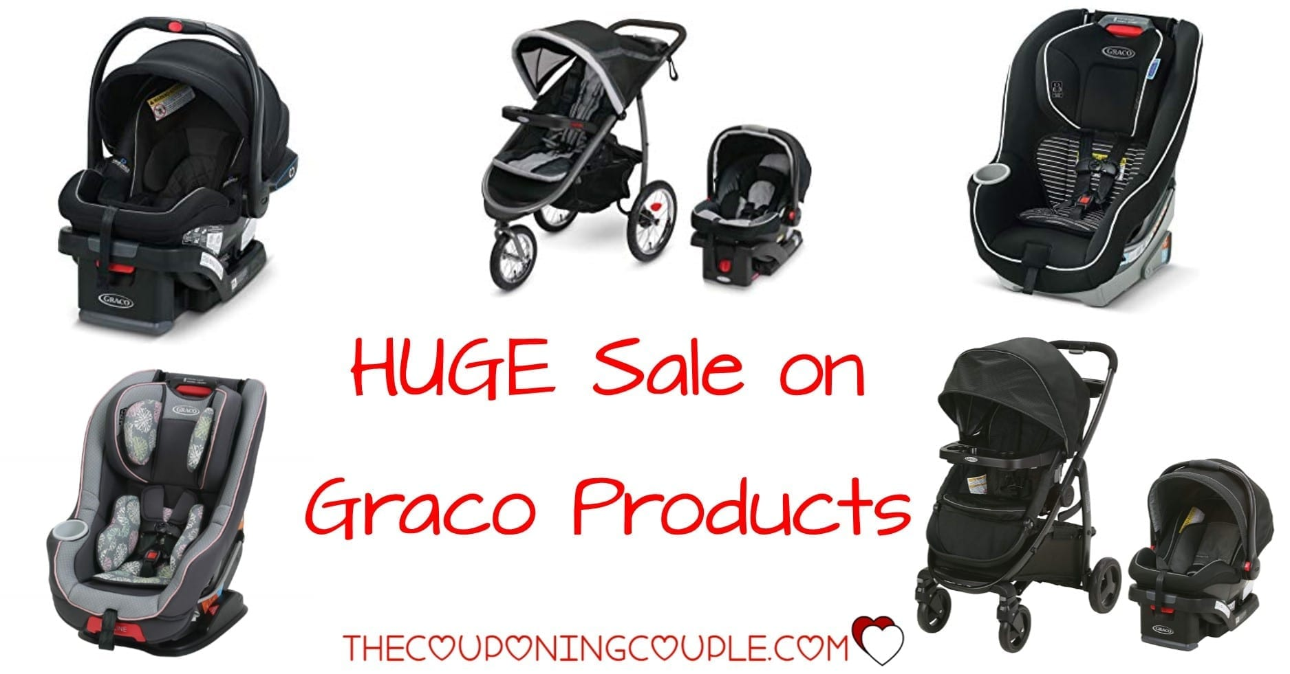 Graco Baby Products Deals ~ HUGE Sale on Graco Products Today (11/27) ONLY!