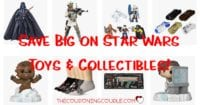40% off Star Wars Favorites! AWESOME GIFTS!