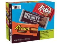 Hersheys Bars Deal - 18ct Variety Pack -As Low As $9.31! $0.51 per Bar!