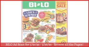 BILO Weekly Ad 5/20/20 - 5/26/20: Early BILO Ad Preview