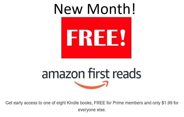 Amazon First Reads